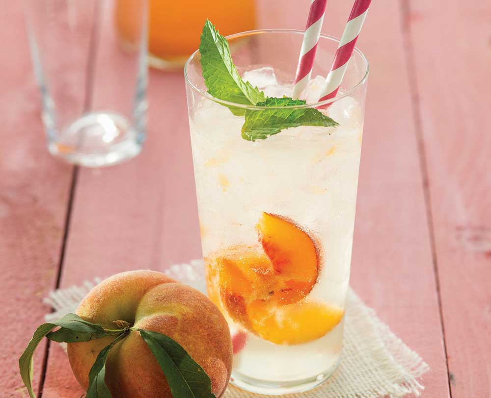 ginger-peach-soda
